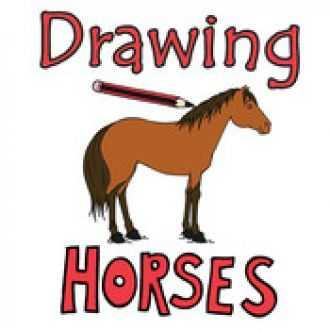 How To Draw Horses Free