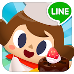 LINE FairyWoods Patisserie 1.3.1 Apk