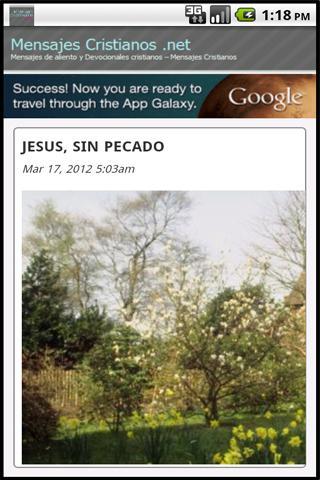 Mensajes Cristianos - screenshot