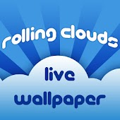 Rolling Clouds Lite Wallpaper