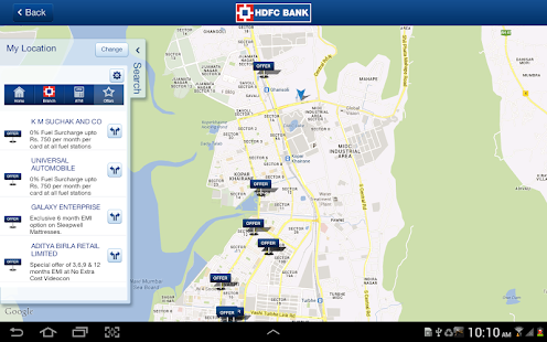 HDFC Bank Tablet 2