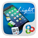Light GO LauncherEX Theme icon
