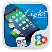 Light GO LauncherEX Theme