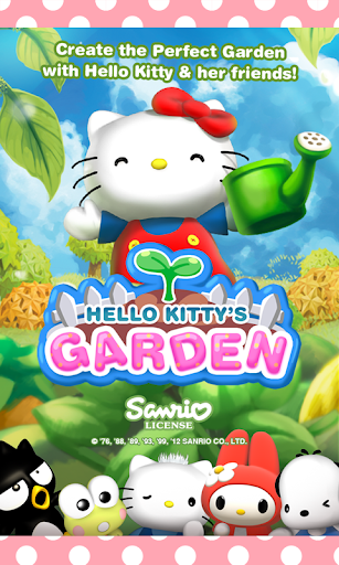 Hello Kitty's Garden