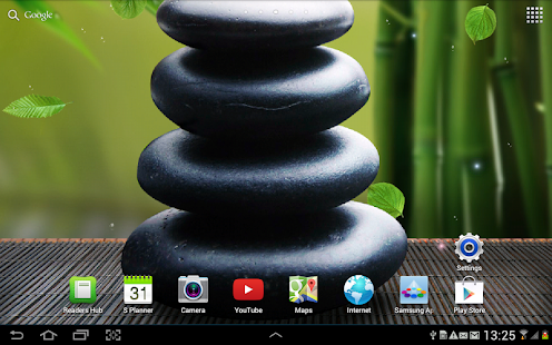 Zen Stones Live Wallpaper