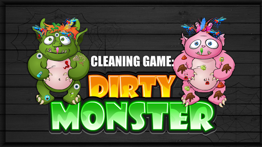 Cleaning Game : Dirty Monster 1.2.0 screenshots 6