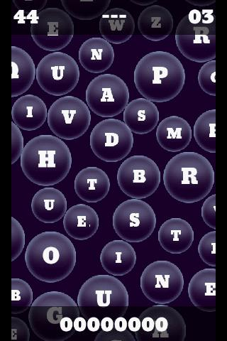 Word Wash - screenshot