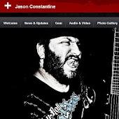 Jason Constantine - Live