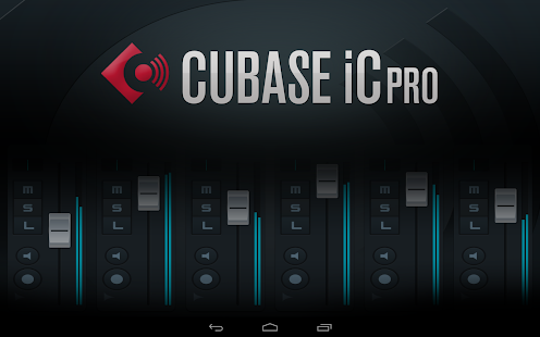 Cubase iC Pro - screenshot thumbnail