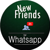 New Friends for Whatsapp