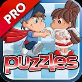 Kids Puzzles Pro
