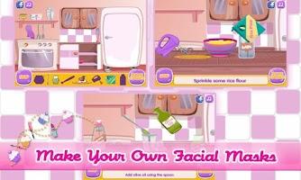Screenshot of Homemade Beauty Secrets