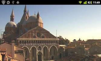 Screenshot of Padua WebCam
