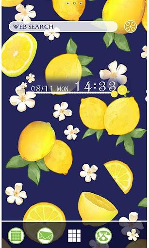 Summer Theme-Citrus Navy- 1.1 Windows u7528 1