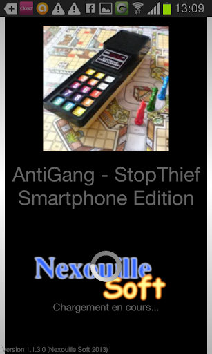 AntiGang - StopThief Phone Ed