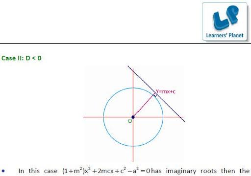 JEE-Circle Coordinate geometry  screenshots 3