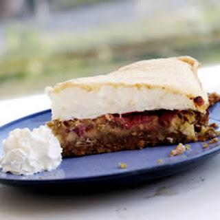 Grandma's Rhubarb Torte