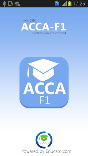 """""""ACCA F1""""考试专家"""
