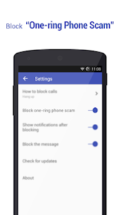 App Call Blocker Free - Blacklist APK for Windows Phone