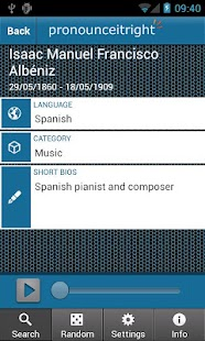 Pronounce It Right Lite- miniatura screenshot