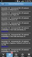 Screenshot of AT&T Mark the Spot