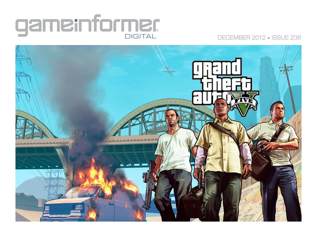 Game Informer - screenshot