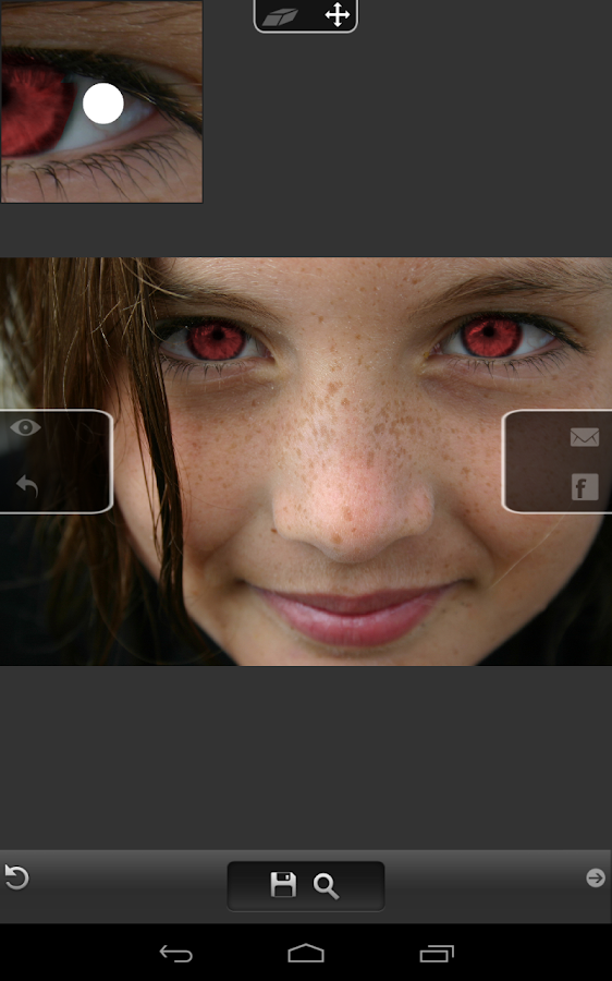 Eye Color Changer - screenshot