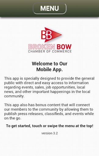 【免費旅遊App】Broken Bow Chamber of Commerce-APP點子