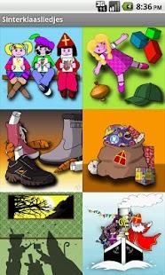 Sinterklaasliedjes - screenshot thumbnail