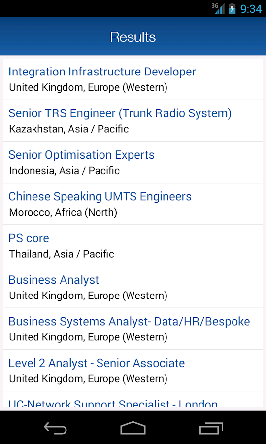 Tangent International Jobs- screenshot