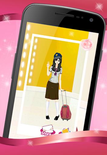 School Girl Dress Up
