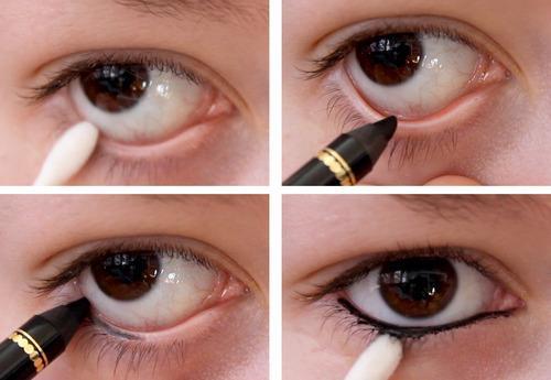 eyeliner makeup guide