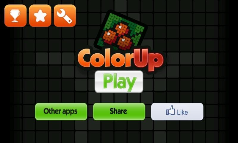 ColorUp: Catch Qubes- screenshot