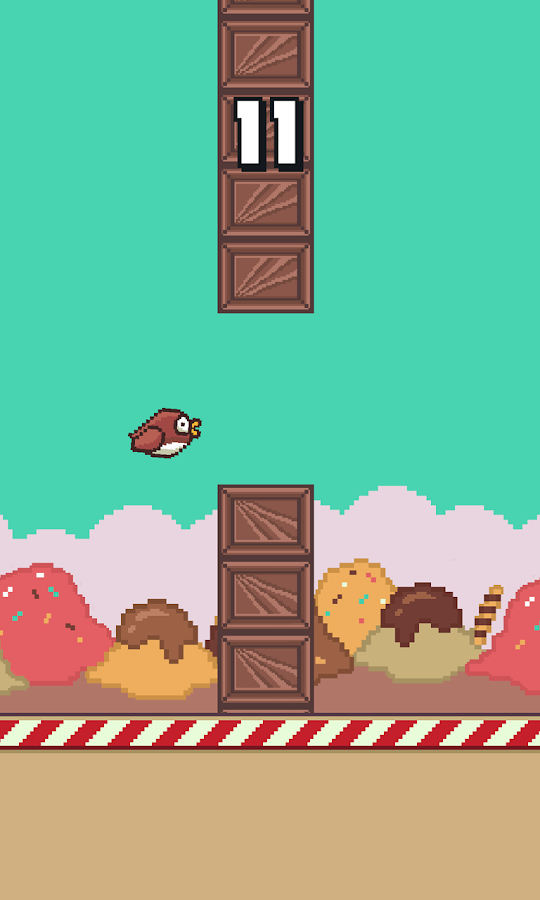 Flabby Bird - screenshot