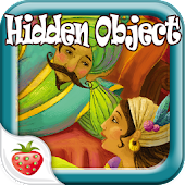 Hidden Object Arabian Nights