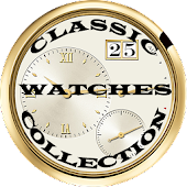 Classic Watches Live Wallpaper