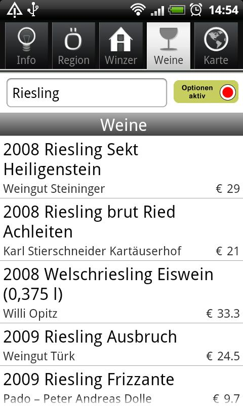 wein.pur - screenshot