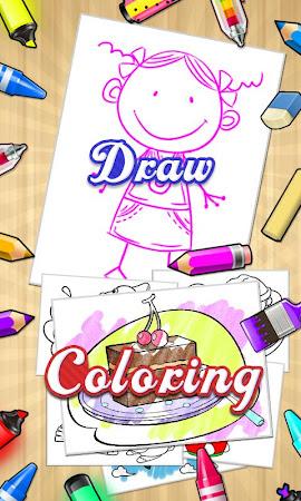Color Draw & Coloring Books 1.0.9 screenshot 78726