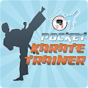 Pocket Karate Trainer 1 icon