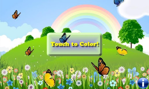 Coloring Book: Butterfly! - screenshot thumbnail