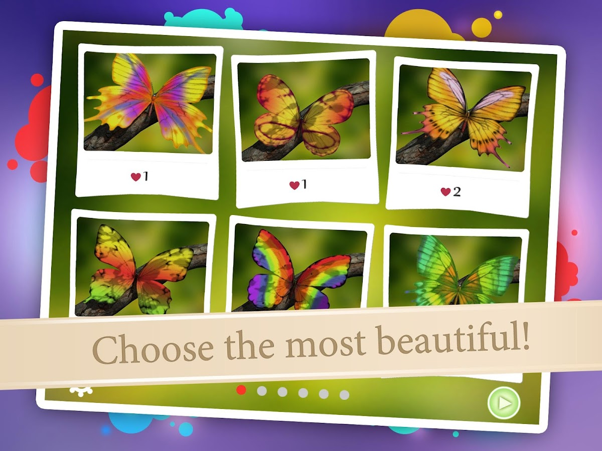 paint me a butterfly free android apps on google play