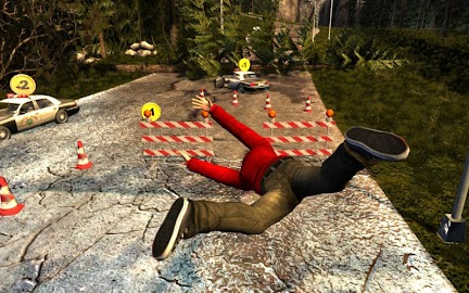 Flatout - Stuntman Screenshot 9