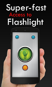 Power Button FlashLight /Torch v2.1