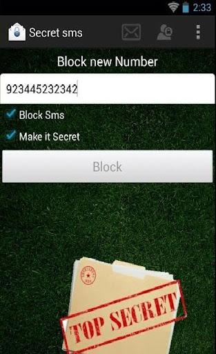 Secret Inbox