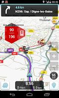 Screenshot of ABEauto - Radars France