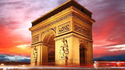 パリのHD風景