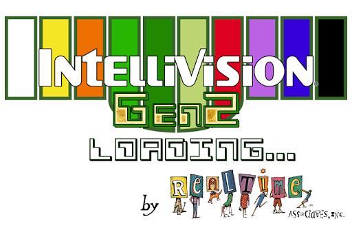 Intellivision Astrosmash Gen2