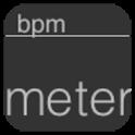bpm meter logo