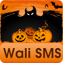 Wali SMS Theme:Evil Pumpkin logo