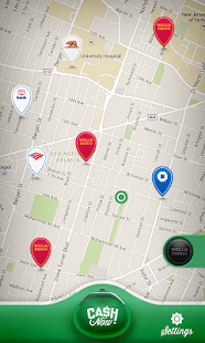 Cash Now - ATM Locator- screenshot thumbnail